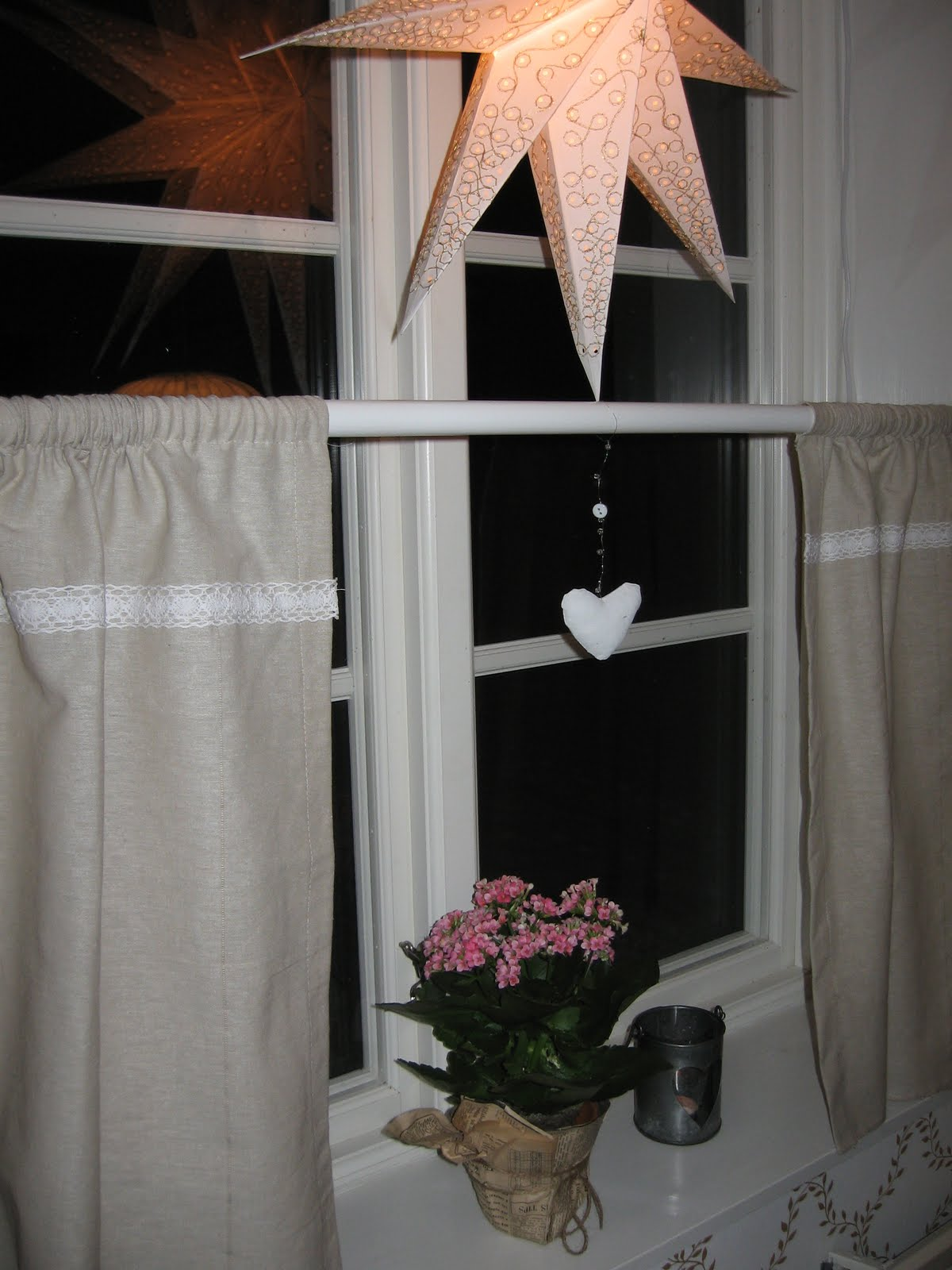 Mitt söta lilla hus på Knipesgård november 2010