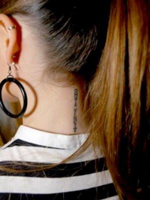 amor vincit omnia tattoo. amor vincit omnia tattoo