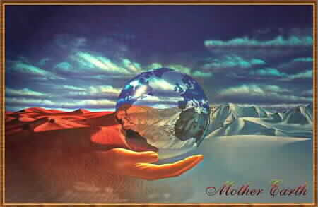 SACRED MOTHER EARTH