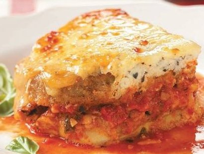 Margarita Stewart: The Best Eggplant Parmesan