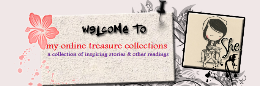 mY oNLiNe tReASuRe cOLLecTioNs