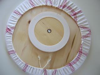 Вращающийся круг для торта своими руками 14