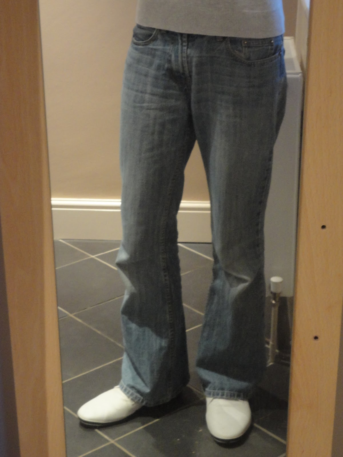 Mens Jeans Sizes
