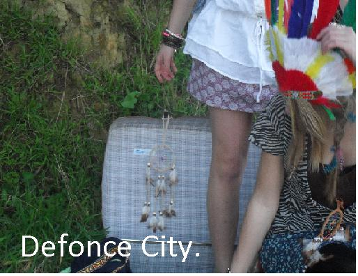 defonce city.