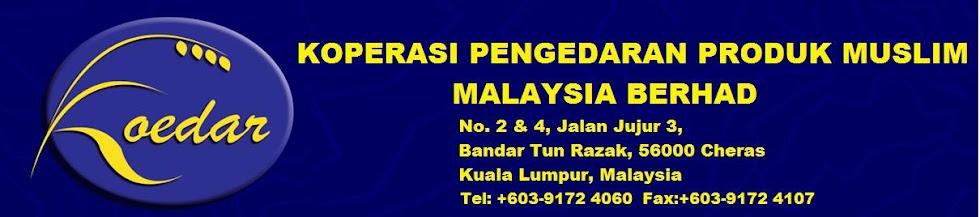 Koperasi Pengedaran Produk Muslim Malaysia Berhad
