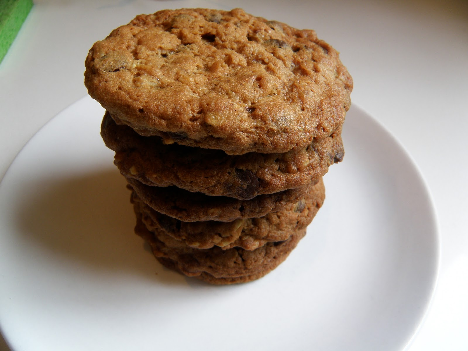 ... for Nightshift- Chunky Peanut Butter and Oatmeal Chocolate Chipsters