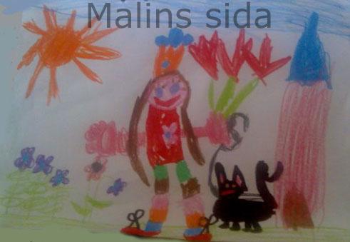 Malins sida