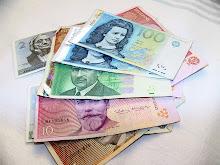 Даже деньги в ярких красках
