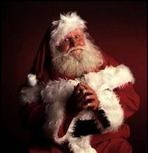 Santa Claus, erl nuevo disfraz del Padre invierno, de Saturno