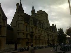 University of Oxford 2007