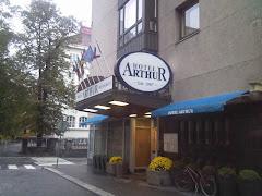 Hotel Arthur Helsinki, October 2009