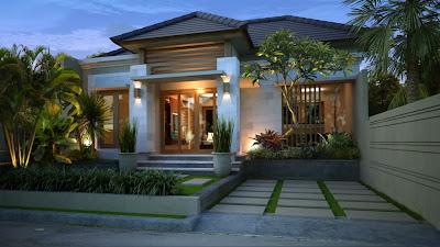 desain rumah, desain villa, type 51, 50, 45, interior, minimalis