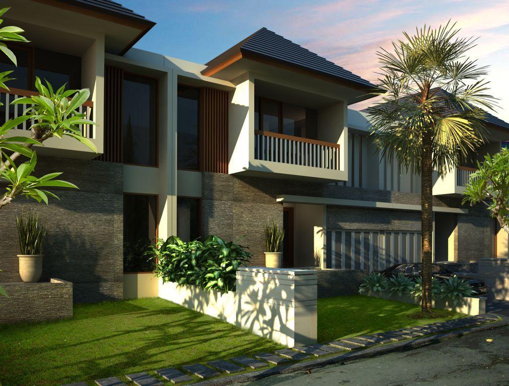 Desain Rumah Type 260 Urban Mansion