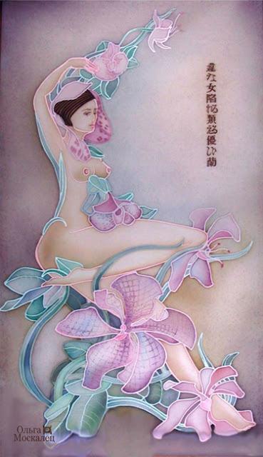 Орхидея-символизм