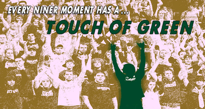 Touch of Green: Charlotte 49ers Athletics
