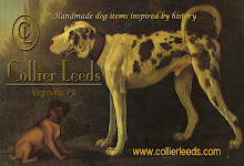 Collier Leeds --  Dog Collars, leads and charms