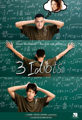 3 idiots movie poster