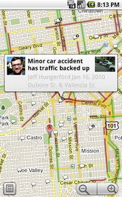 Google Maps i8910.JPG