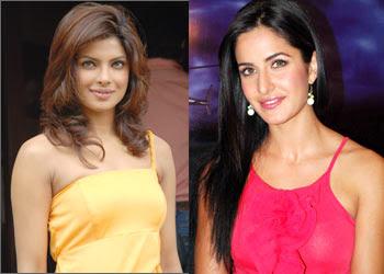 priyanka chopra and katrina kaif Photo