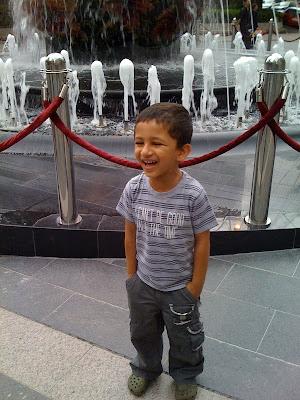 Mahesh babu son Gautham