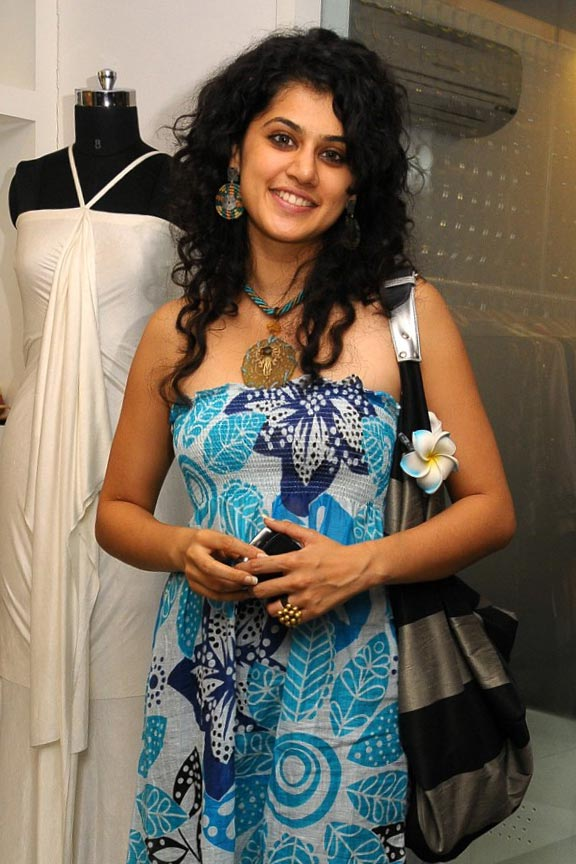 Tapsee latest cute pics 