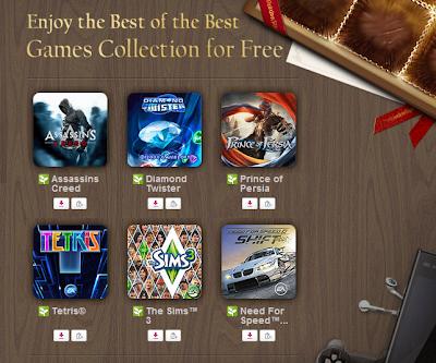 LG app store screenshot.