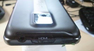 lg star froyo HDMI port