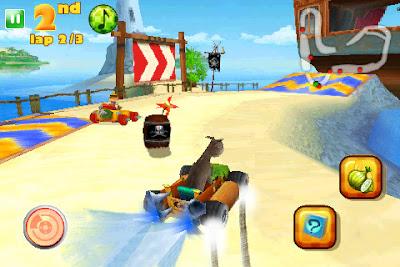Shrek Kart HD for Android