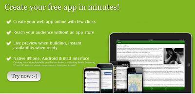 majoobi multi platform app builder