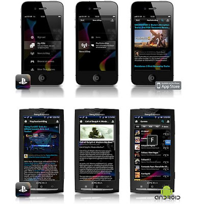 Official PlayStation App, Coming Soon To iPhone And Android