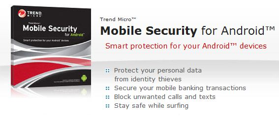 Trend Micro for Android