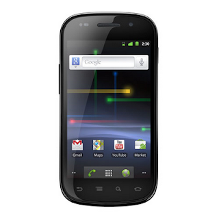 Google Nexus S in South Korea
