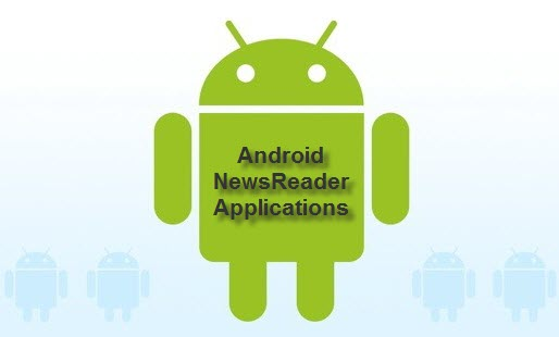 Android Newsreader apps