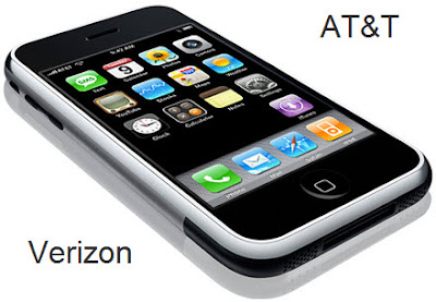 iphone 4 AT&T vs Verizon commercial