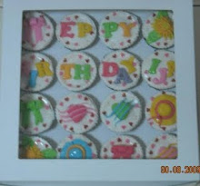 CUP CAKE FONDANT