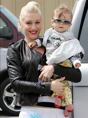 gwen stefani children
