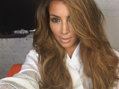 Long Hair Kim Kardashian. long hair. kim kardashian