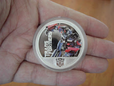 Transformers Coin
