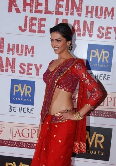 deepika padukone at khjjs premiere photo gallery