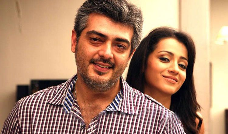 AjithTrishalaxmi rai  Mankatha Tamil Movie Photos wallpapers