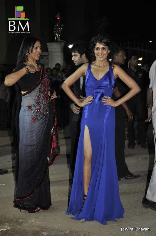 Photos Genelia at th Idea Filmfare Awards photos unseen pics