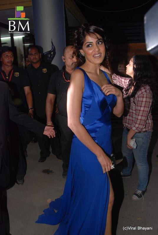 Photos Genelia at th Idea Filmfare Awards photos sexy stills