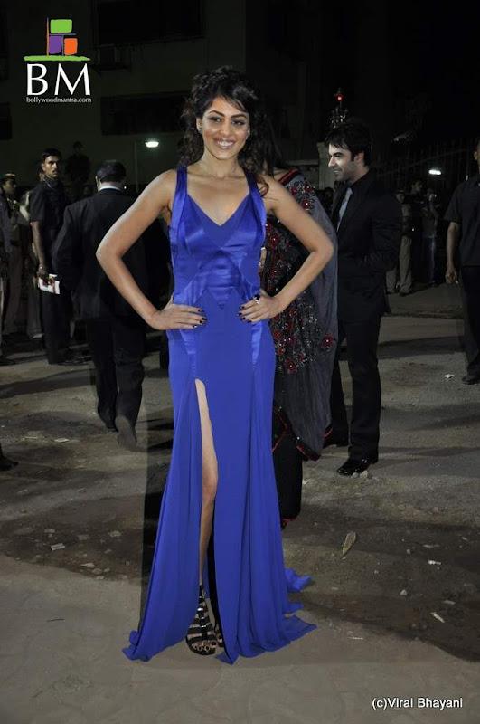 Photos Genelia at th Idea Filmfare Awards photos glamour images
