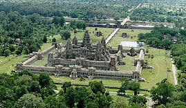 The Angkor Wat (Cambodia)