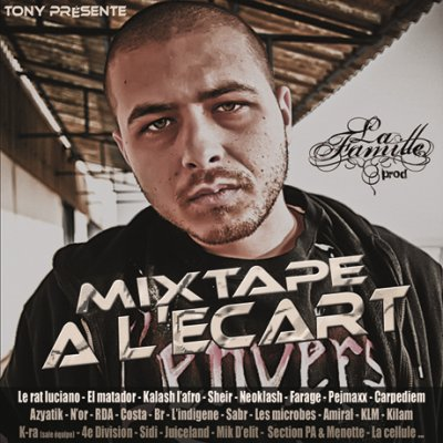 Tony - Mixtape a l'Ecart 2009