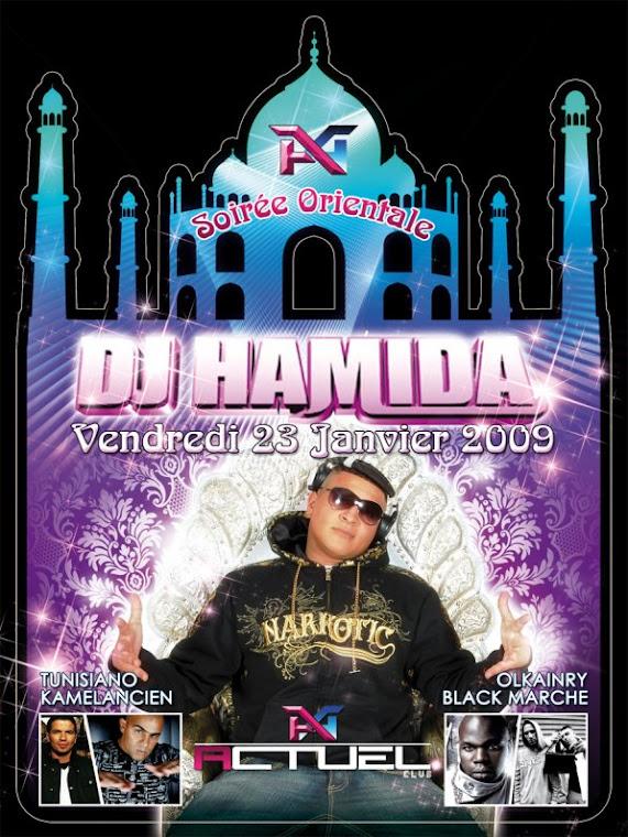 Dj Hamida-Funky Rai Rnb House Vol.5-