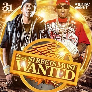 DJ 31 Degreez, Lil Boosie & Webbie - 2 of Streets Most Wanted (2CD)