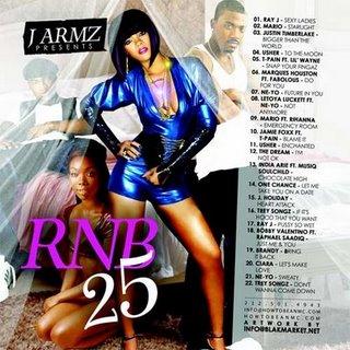 J. Armz - R&B 25