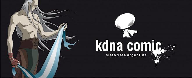 Kdna comic - Historieta Argentina