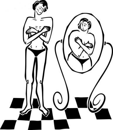 Anorexia Y Riesgo De Dano Ocular